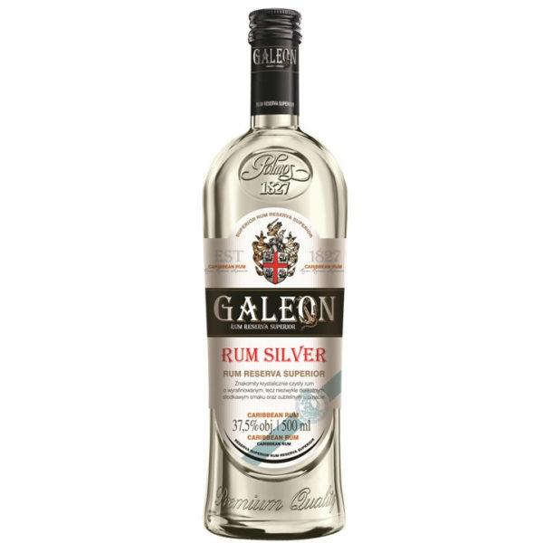 rum galeon silver