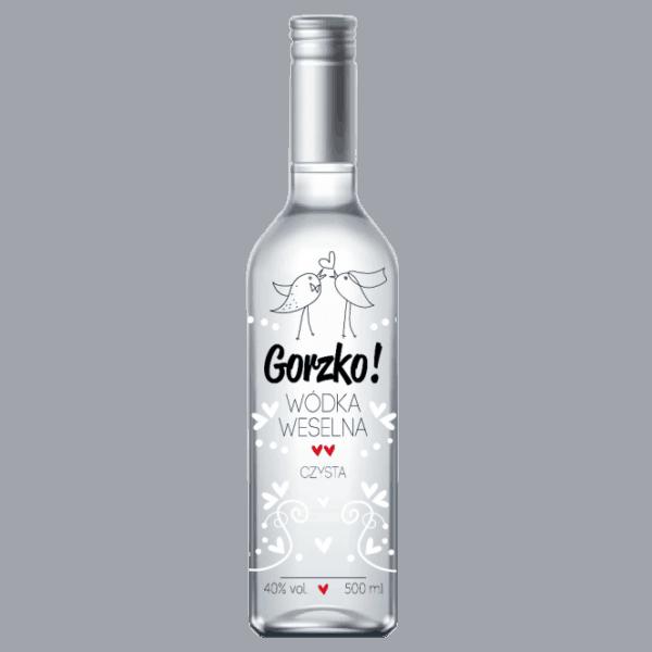 Gorzko 0,5l!