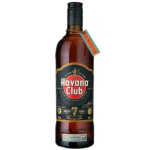 Havana Club Extra 7YO 0,7l.
