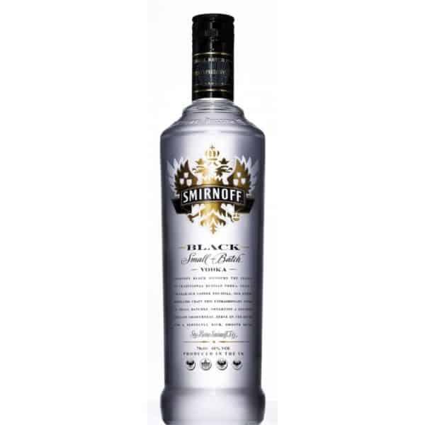 Smirnoff Black 0,5l