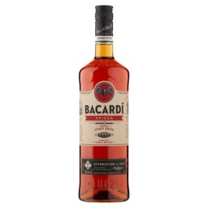 rum bacardi spiced foczka alkohole