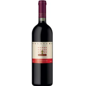 wino telavuri czerwone polwytrawne